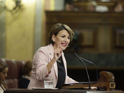 Unidos Podemos suma al PSOE para tramitar en el Congreso su ley para mejorar la protección por desempleo