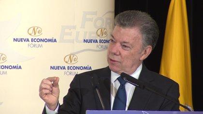 """Santos: """"Colombia no participará en operaciones militares de la OTAN"""""""
