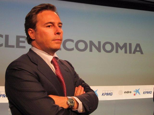 Dimas Gimeno, pte. Y c.Delegado de El Corte Inglés