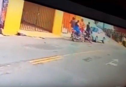 Una mujer asesina a su marido policía después de encontrarlo entrando a un motel con su amante en Brasil