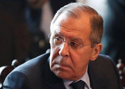 Lavrov viajará el jueves a Pyongyang para abordar con su homólogo la situación en la península coreana