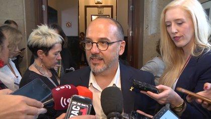 El PDeCAT desvincula el fin del 155 de la moción de censura y votará lo mismo que ERC