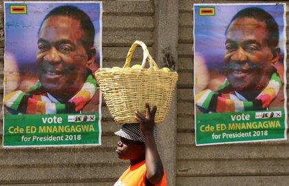 Zimbabue celebrará el 30 de julio sus primeras elecciones tras el fin de la era Mugabe