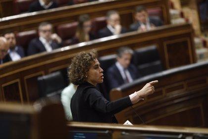 """Montserrat afirma que gracias a los """"esfuerzos"""" del Gobierno los españoles puntúan con un notable a la sanidad pública"""