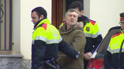 El juez interrogará a la esposa del presunto autor del crimen de Susqueda (Girona)