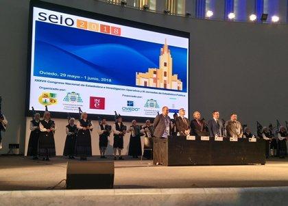 El Congreso Nacional de Estadística e Investigación Operativa reúne a 500 participantes en Oviedo