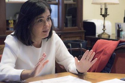 """Darias considera de """"lamentar"""" la falta de consenso sobre la reforma electoral tras casi 2 años de trabajo parlamentario"""