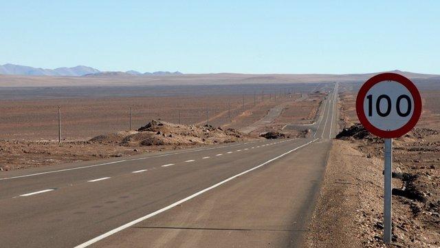 Carretera de Chile