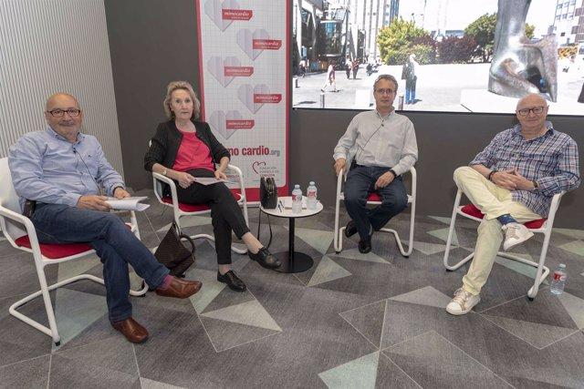 Fundación Española del Corazón reúne a pacientes