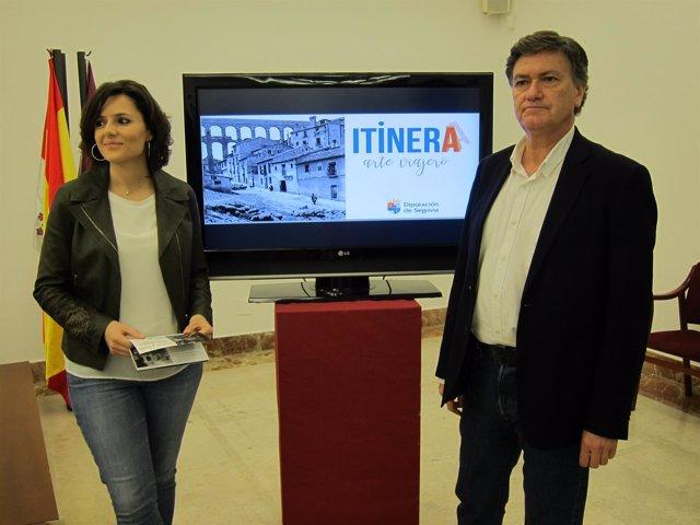 Presentación de Itinera, 30-5-18