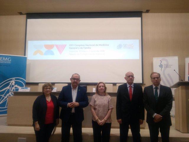 Presentación del XXV Congreso de Medicina General