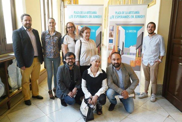 Incubadora La Brecha Málaga promálaga artesanía