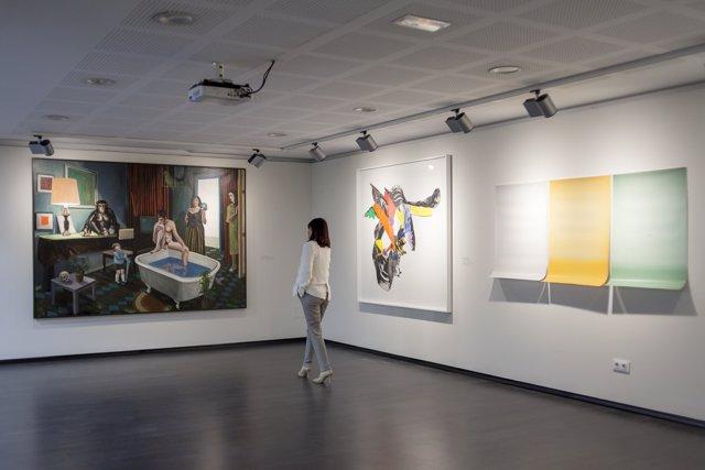 [Grupoalmeria] Fundación Unicaja Expone Desde Hoy Las Obras Adquiridas Y Selecci