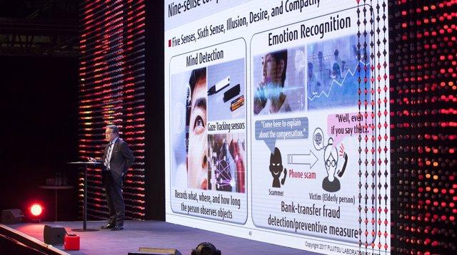 Fujitsu Innovation gathering 2018