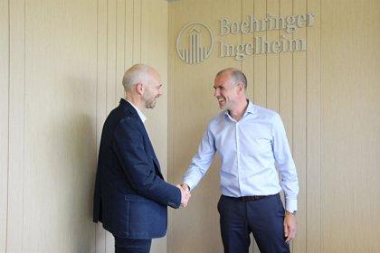 Empresas.- Boehringer Ingelheim y Siel Bleu colaboran para ofrecer ejercicio a personas con fibrosis pulmonar idiopática