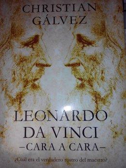 Leonardo Da Vinci -cara a cara-, de Christian Gálvez