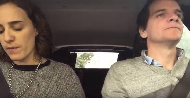 Vídeo viral de una pareja discutiendo por el Mundial de Rusia