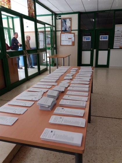Las papeletas para las elecciones al Parlamento Europeo serán azules si la convocatoria coincide con las autonómicas