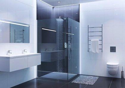 Platos de ducha de resina: tendencia y seguridad, según ExpoBath