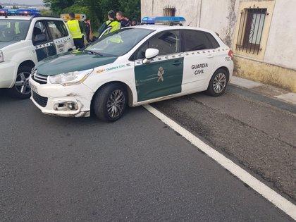 Permanecen detenidos seis de los arrestados por el atraco en Ordes mientras siguen las diligencias