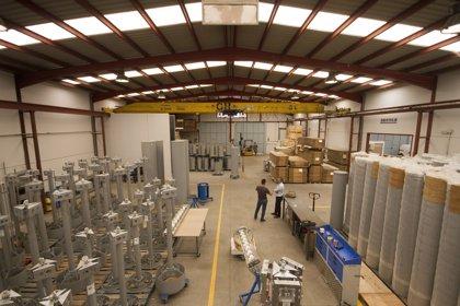La empresa Esb Sistemas continúa con su proceso de expansión con la ampliación de su fábrica en Granada