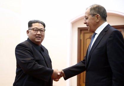Lavrov invita a Kim a Rusia y le ofrece apoyo para aplicar los compromisos con Corea del Sur