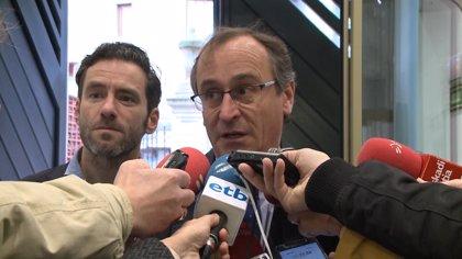 """Alonso (PP) espera que haya """"racionalidad"""" en el PNV y calcule las consecuencias en la estabilidad de Euskadi"""
