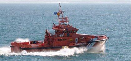 Rescatadas 83 personas en seis pateras interceptadas en el Estrecho