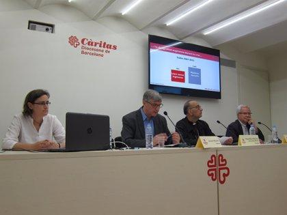 El 53% de los atendidos por Càritas Barcelona carece de vivienda digna
