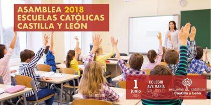 Escuelas Católicas de CyL reúne este viernes a representantes de 182 centros para diseñar líneas de actuación futuras
