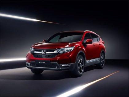 Honda lanzará este otoño en Europa el nuevo CR-V, disponible con siete asientos