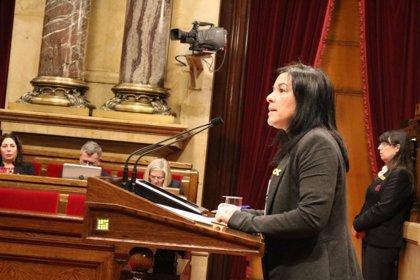 ERC propone a Adriana Delgado para sustituir a Alba Vergés en la Mesa del Parlament
