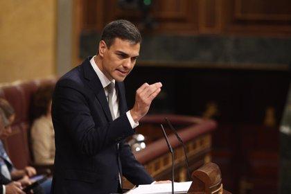 """El líder del PSOE se compromete a """"normalizar"""" las relaciones con Cataluña e iniciar el diálogo con Torra"""