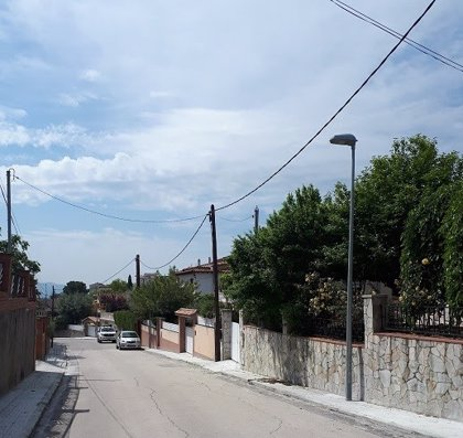 Endesa reforma una parte de la red eléctrica de baja tensión de Lliçà d'Amunt (Barcelona)