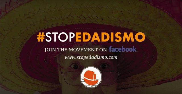 Campaña '#StopEdadismo'