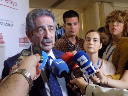 Revilla cree Rajoy dimitirá si PNV apoya la moción y PP propondrá a Núñez Feijoo de candidato