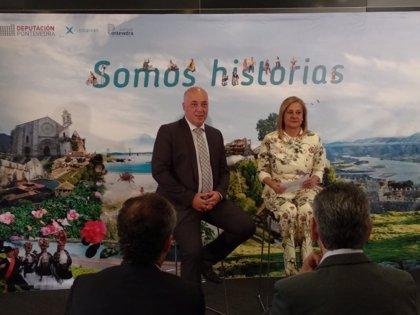 La Diputación de Pontevedra presenta en Córdoba sus atractivos turísticos con la campaña 'Somos historias'