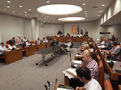 La Diputación de Barcelona apoya a los profesores de El Palau de Sant Andreu de la Barca