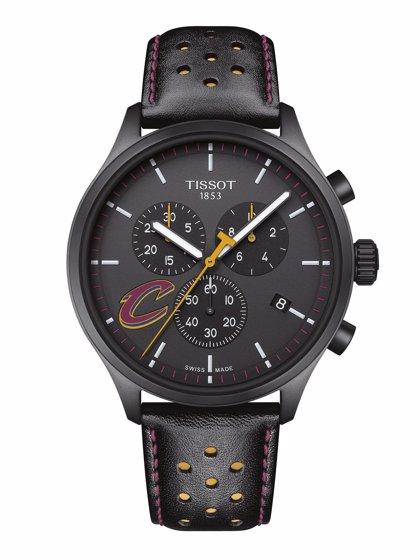 Los Cavaliers y Warriors, finalistas de la NBA tienen su reloj Tissot
