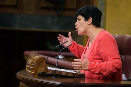 """Bildu no confía en Pedro Sánchez porque """"forma parte del mismo régimen"""" que Rajoy"""