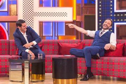 Jesulín de Ubrique regresa a la televisión en La noche de Rober