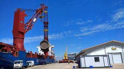 El puerto muestra su potencial logístico en la feria 'BreakBulk Europe 2018', que se celebra en Bremen