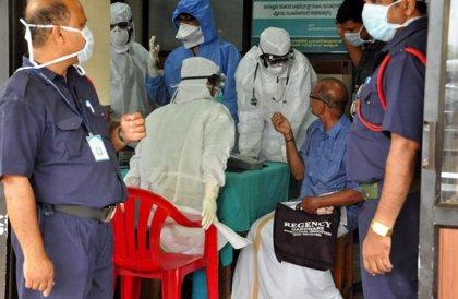Ascienden a 15 los muertos por el brote del virus nipah en India tras el fallecimiento de otras dos personas