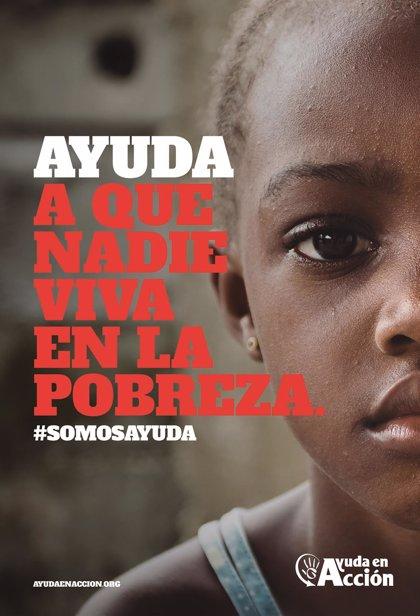 #SomosAyuda, la nueva campaña de Ayuda en Acción