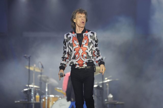 May 26, 2018 - London, England, United Kingdom - 5/25/18.The Rollings Stones (Mi