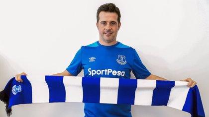 Marco Silva, nuevo entrenador del Everton