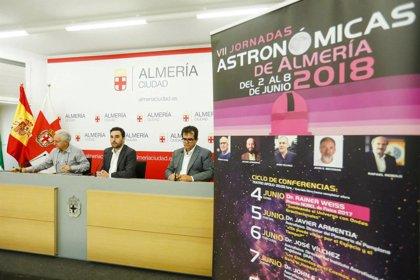 El Nobel de Física Rainer Weiss asistirá a las VII Jornadas Astronómicas de Almería