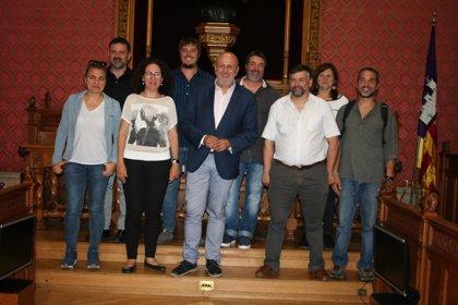 El Consell de Mallorca establece vías de colaboración con la Fundació Pagesos Solidaris