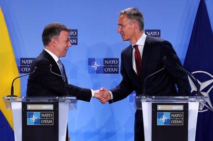 Colombia formaliza su estatus de socio global de la OTAN