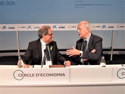 """El Círculo de Economía pide un """"Gobierno estable"""" ante la moción de censura"""